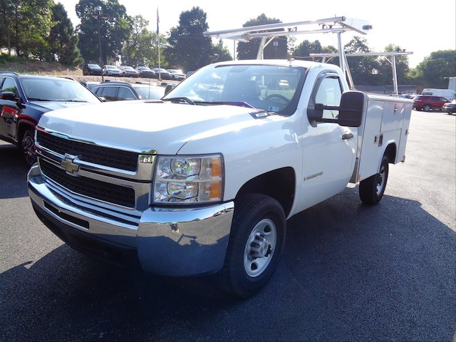 Pre Owned 2008 Chevrolet Silverado 2500hd Work Truck