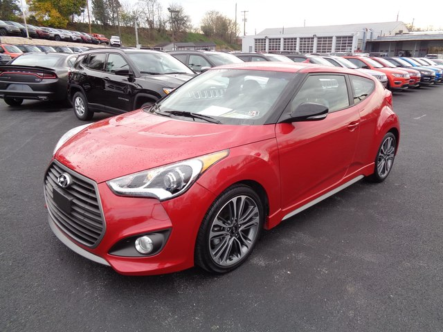 Pre Owned 2017 Hyundai Veloster Turbo Hatchback In Chambersburg