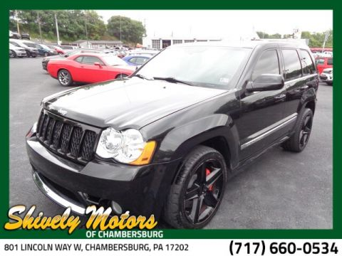 Pre-Owned 2010 Jeep Grand Cherokee SRT8