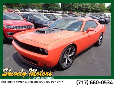 New Dodge Challenger in Chambersburg | Shively Motors of